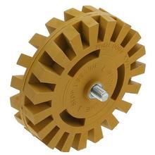 Уход За чисткой автомобиля в тонкую полоску наклейка ластик колеса колодки резиновый диск пневматические автомобильные наклейки Стикеры для удаления инструменты
