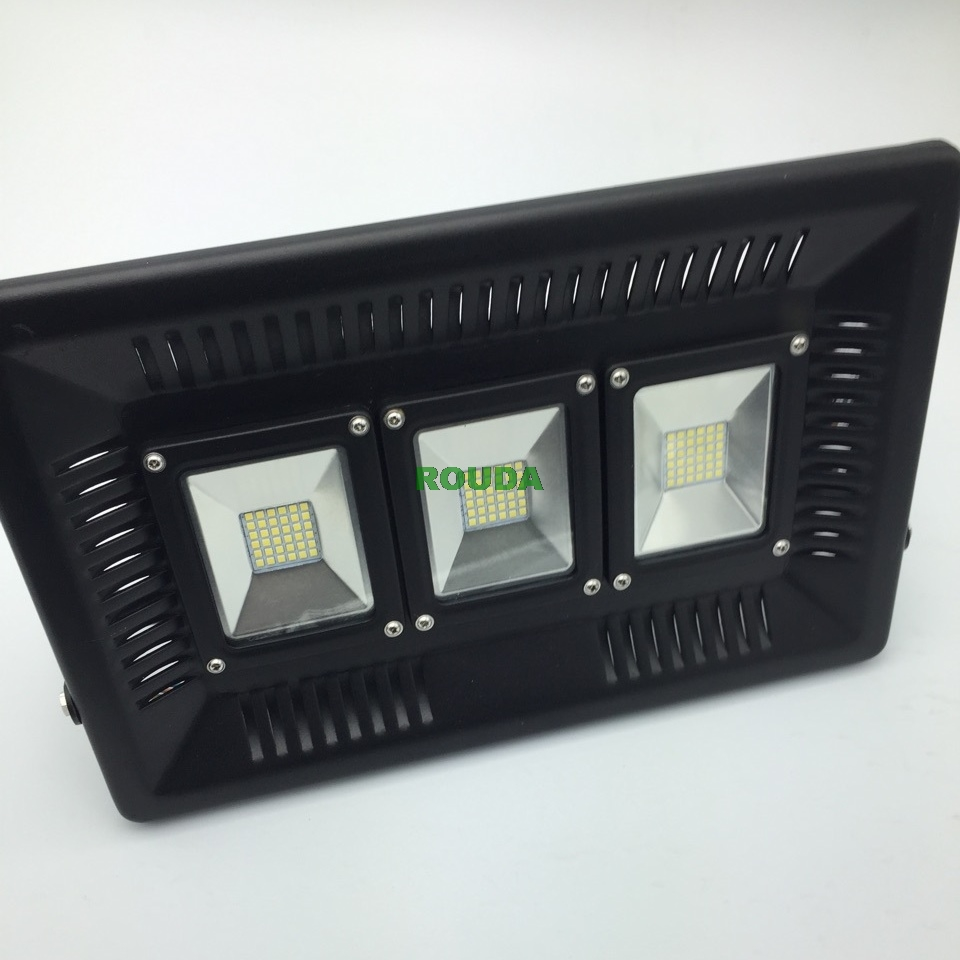 quality items Korea Seoul led chips 100w led floodlight 30W 50W IP65 Waterproof Pure aluminum