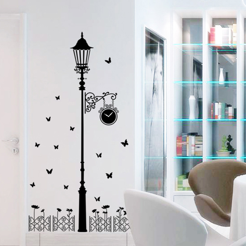 PVC Wall Stickers Chlidren Living Room Home DIY Bedroom