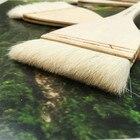 Wool Brush Set Water...