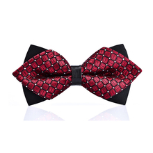 Fashion Cool Adult Bowtie For Men And Women Tuxedo Cravat Butterfly Knot Wedding Party Banquet Meeting