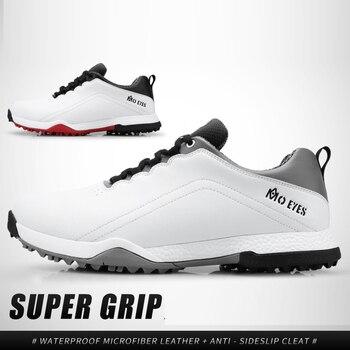 6fb069936a PGM nuevos zapatos de Golf para hombre zapatillas antideslizantes transpirables  impermeables para Hombre Zapatos giratorios de zapatos deportivos zapatillas  ...