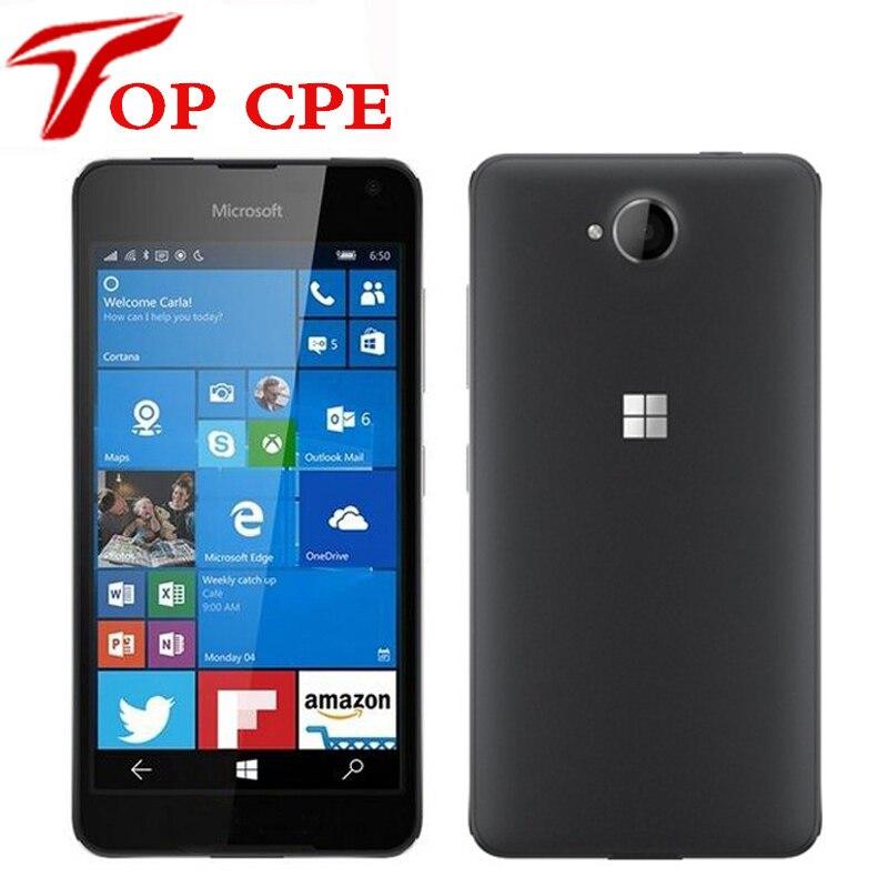 Original Nokia Microsoft Lumia 650 Quad-s