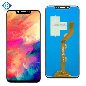 Image 1 - Lcd for Tecno Camon 11 CF7 Camon 11 Pro CF8 LCD Display Touch Screen Digitizer Assembly for Tecno Camon 11 Screen Repair Part