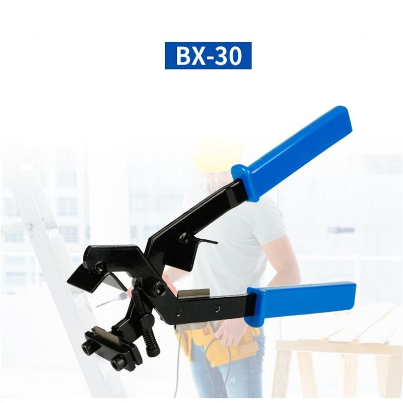BX-30 Wire stripping pliers knife cable stripping tool for stripping the insulation layer diameter of 15 - 30mm