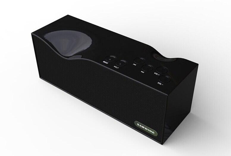 Оригинальный SDYB1 мини Беспроводной Портативный <font><b>Bluetooth</b></font> Динамик HiFi Колонки FM радио <font><b>Altavoz</b></font> USB Усилители домашние Стерео Звук Box