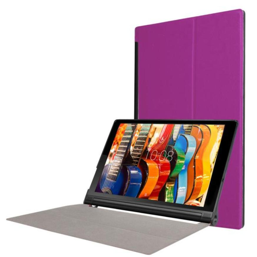 #AE 2016 New Leather Case Stand Cover For Lenovo YOGA Tab 3 Pro 10 X90F