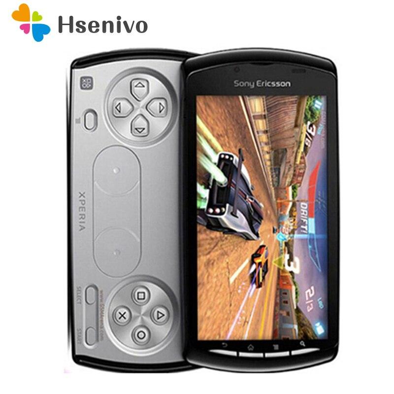 100% R800i Original Sony Ericsson Xperia PLAY Z1i R800 téléphone portable 3G WIFI GPS 5MP Android téléphone portable livraison gratuite