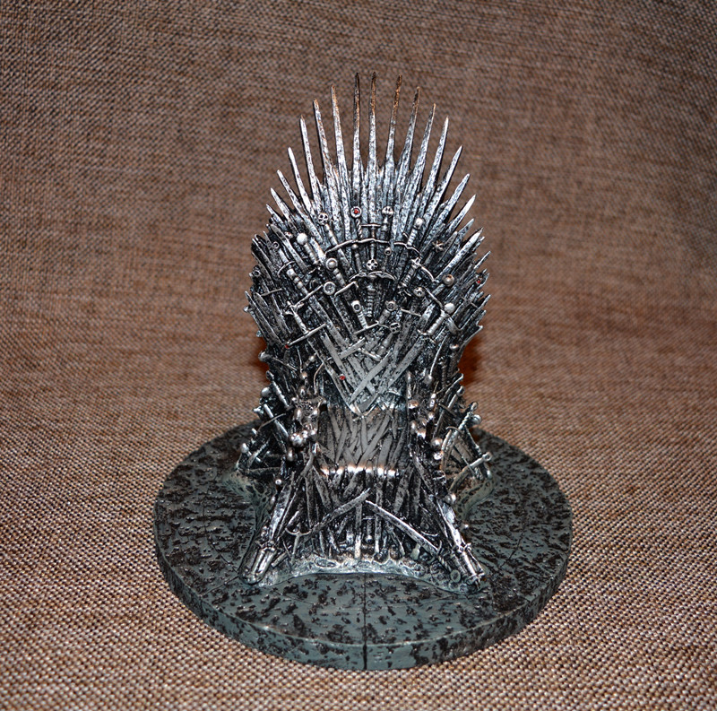 Game of Thrones Iron Throne 7 inch Model Game of Thrones