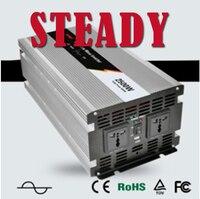 2500 Watt Pure Sine Wave 24v Inverter Charger 220v Portable Inverter Generator Window Type Inverter Air