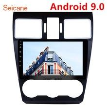 """Seicane 9 """"8 core Android 9,0 2din auto Radio estéreo de Audio reproductor Multimedia GPS la unidad para 2014 de 2015 de 2016 Subaru WRX forester"""