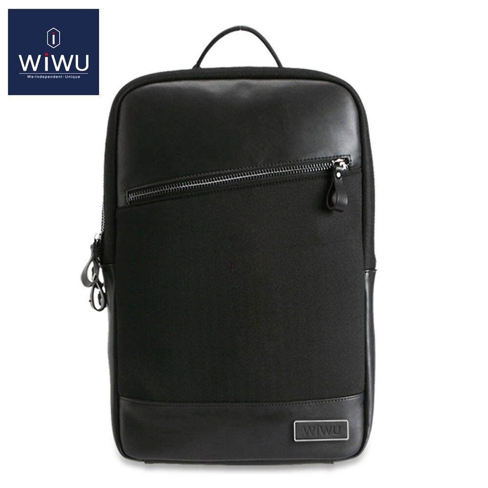 Новые 100% Пояса из натуральной кожи рюкзак + бесплатная крышка клавиатура для MacBook 13 15 дюймов модные Дизайн сумка для ноутбука MacBook Pro 15 ...