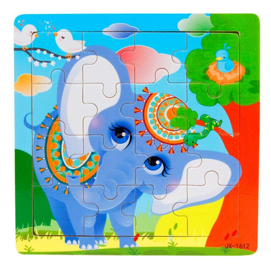 how to make wooden puzzles for kids