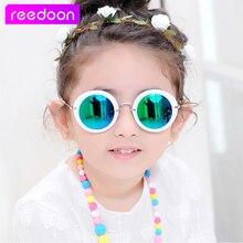 2016 New Fashion Children Sunglasses Boys Girls Kids Baby Child Sun Glasses Goggles UV400 mirror glasses Wholesale Price 2910