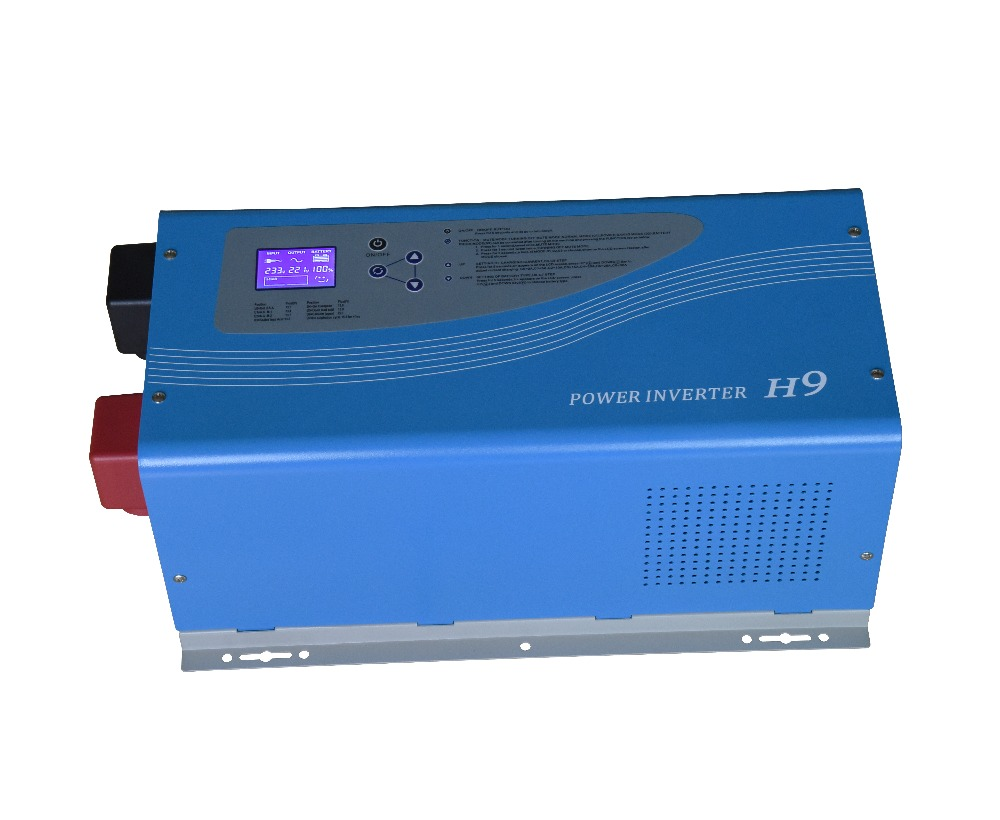 DECEN@ 12V 2000W Surge Power 4000W Off grid Pure Sine Wave Power Inverter Connect Rechargeable Battery With Charging Function