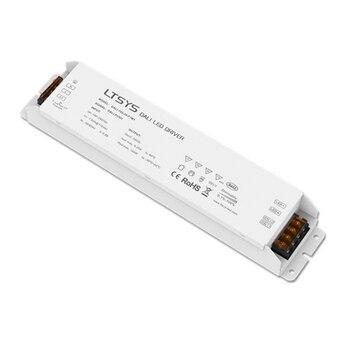 New DALI-150-24-F1M1 DALI Led Dimming Driver,AC100-240V input;DC 24V 6.25A 150W output;DALI/Push button Dimmer