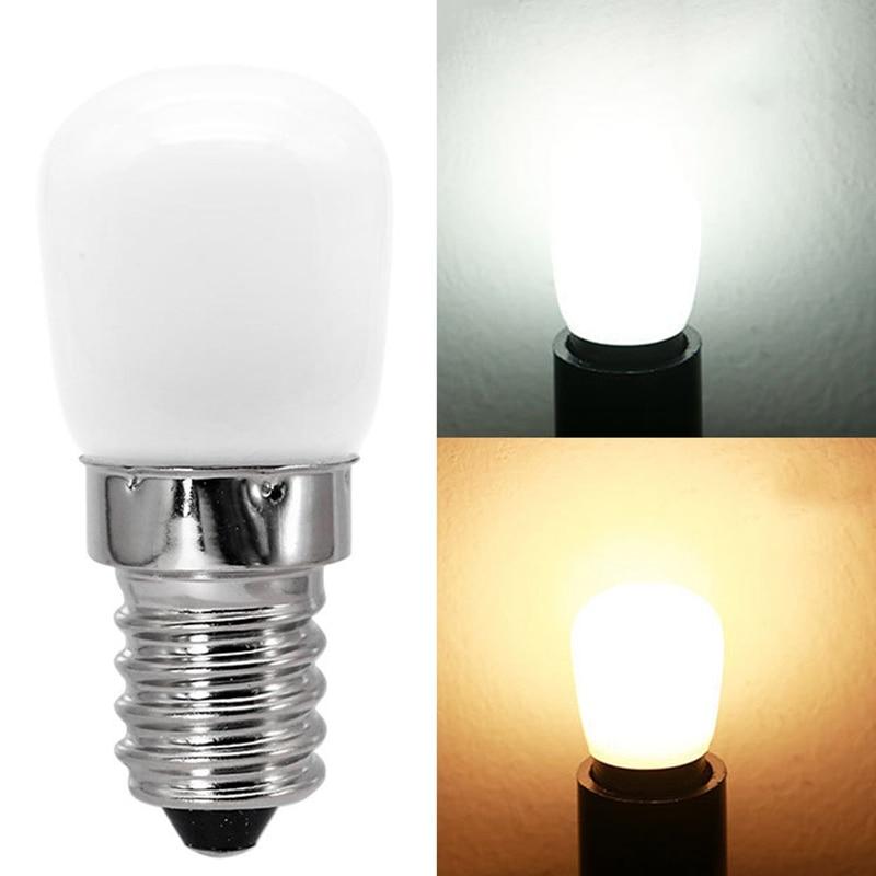 LED E14 LED Lamp LED Bulb AC 220V 2W Lampada LED Spotlight Table Lamp Lamps Light Mini Energy Saving Refrigerator Light
