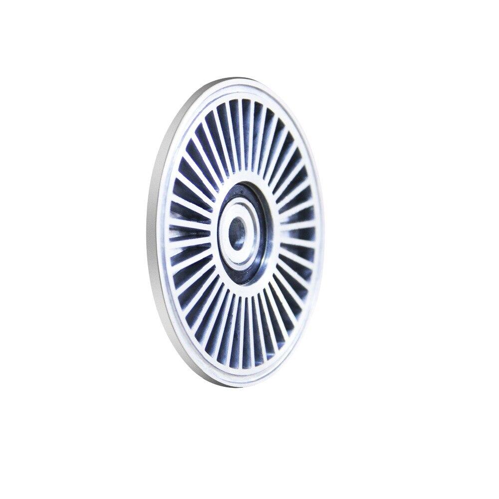 Motor de monopatín eléctrico Maxfind 90mm Motor de cubo sin escobillas de alta velocidad, Motor inteligente Micro autoequilibrado de 500 W para rueda - 5