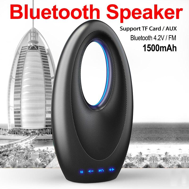 Luxury Wireless Bluetooth Speaker Multi Function Touch Control Home Decoration Artwork Design of Dubai Burj Al
