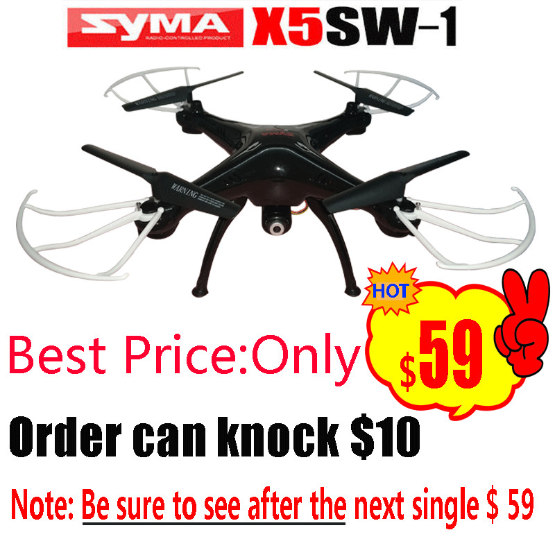 Cheerwing Syma X5sw X5sw 1 Fpv Rc Quadcopter Drone With Wifi Camera Hd 2 4g 6 Axis Drones Rc Helicopter And Down The List Of 10 Syma X5sw Drone Withdrone With Wifi Camera Aliexpress
