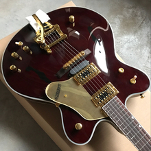 Free delivery 2017 new product g6122-1962 electric guitar China OEM guitar stock electric guitar