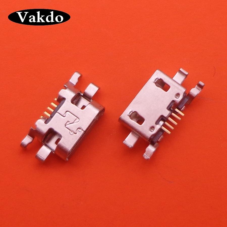 10pcs/lot New For Motorola Micro USB Charging Port Dock Connector For Moto C Plus Dock Plug