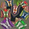 (Быстрая доставка) 2016 Новая конструкция способа африканский традиционный печати 100% хлопок Dashiki Футболки для мужчин (СДЕЛАНО В ТАИЛАНД)