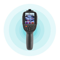 HT 18 3.2inch HD Thermal Imaging Camera Infrared Imaging Sensor Visible Light Camera Imager Detector 220x160 Resolution