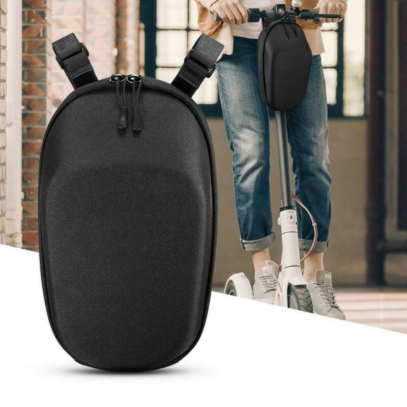 Skating Portable Phone Holder Xiaomi  M365 Electric Scooter Waterproof Head Bag Phone Charger Bags Skateboard Accessories