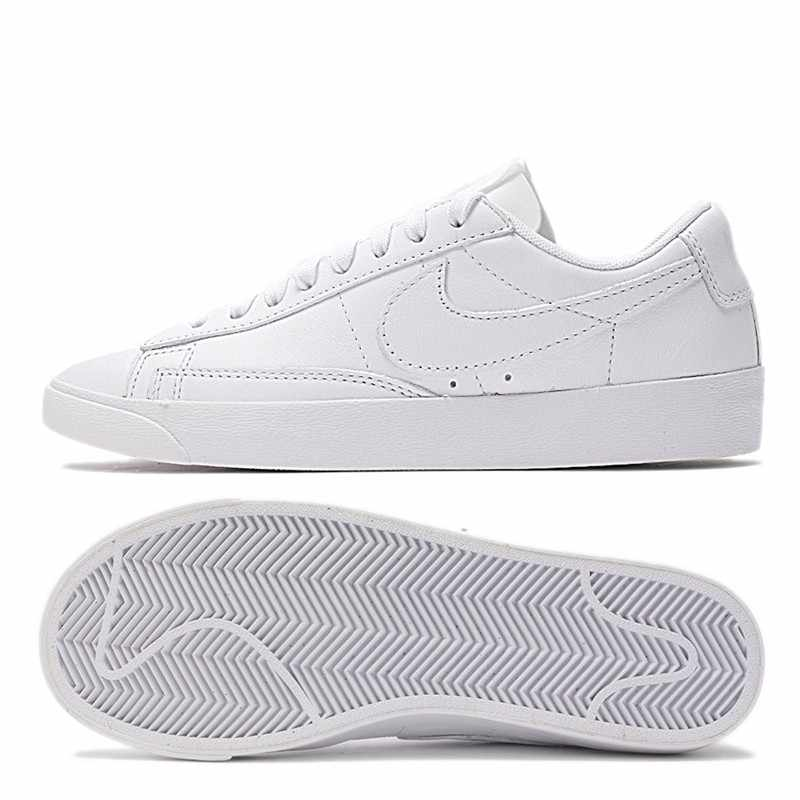 new product 3a7d0 6728f ... Original New Arrival 2018 NIKE W BLAZER LOW LE Women s Skateboarding  Shoes Sneakers
