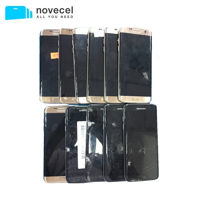 5 pcs Broken Edge Screens For Practice- Touch works fine and image with defects for samsung s6 edge s7 edge s6 edge+ gerald s martin capital structure and corporate financing decisions theory evidence and practice