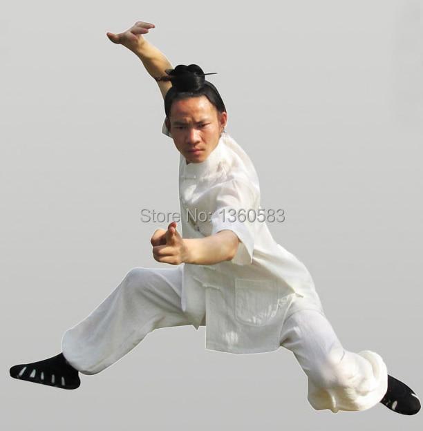 Пользовательские 4 цвета Китайский Удан Тай-чи Единая вин чун Спортивный Костюм Боевых искусств Одежда кунг-фу ушу одежды бесплатно доставка
