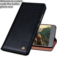 HX05 Genuinel Leather Phone Bag With Kickstand For Meizu 16S(6.2') Phone Case For Meizu 16S Flip Cover Case Free Shipping