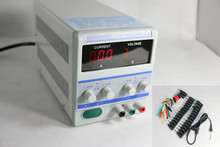 Best Price High precision Digital Adjustable PS305 DC Power Supply 0-30V 0-5V +49pcs dc jack For Lab Notebook computer repair EU Plug 220V