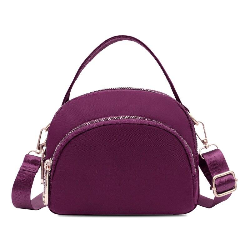 2018 lady retro fashion women's bag lady shoulder bag soft face Korean girl small bag free shipping
