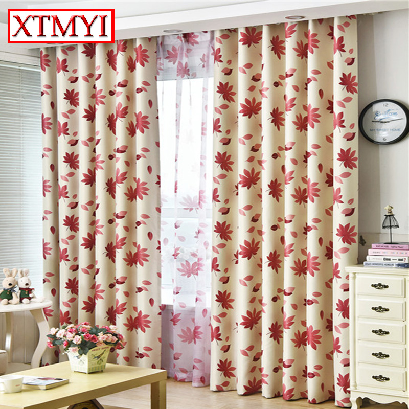 Blackout Curtains For Living Room Japan Style Decorative Curtains For Kids  Baby Room Drapes ... Part 77