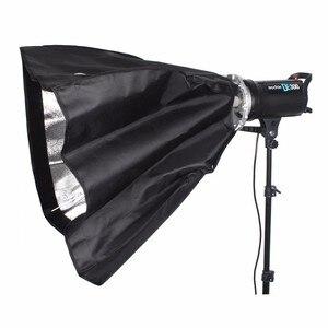 Image 5 - Godox 50x70 cm Ảnh nhiếp Ảnh phòng thu Hình Chữ Nhật Umbrella Softbox với Bowens caliber cho Speedlite Ảnh Strobe Studio