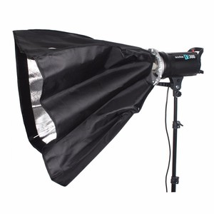 Image 5 - Godox 50x70 سنتيمتر صورة استوديو التصوير مظلة الفوتوغرافي softbox مستطيلة مع بوينس العيار speedlite ستروب استوديو الصور
