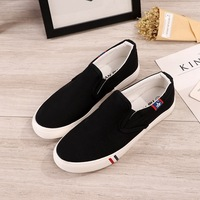 Men Vulcanize Shoes 2018 Man Flats Breathable Mens Fashion Classic Outdoor Shoes Mens Canvas Shoes For
