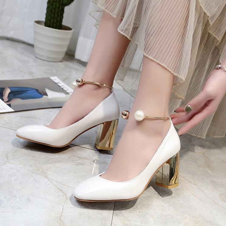 Popular Cute White High Heels-Buy Cheap Cute White High Heels lots ...
