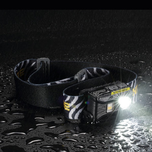 Image 5 - Nitecore NU25 Oplaadbare Koplamp 360 Lumens 3x Led Triple Uitgangen Lichtgewicht Koplamp Zaklamp Outdoor Gratis Verzending