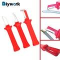 DIYWORK инструмент для зачистки кабеля ручные инструменты инструмент для зачистки проводов нож изоляция зачистки плоскогубцы многофункциона...