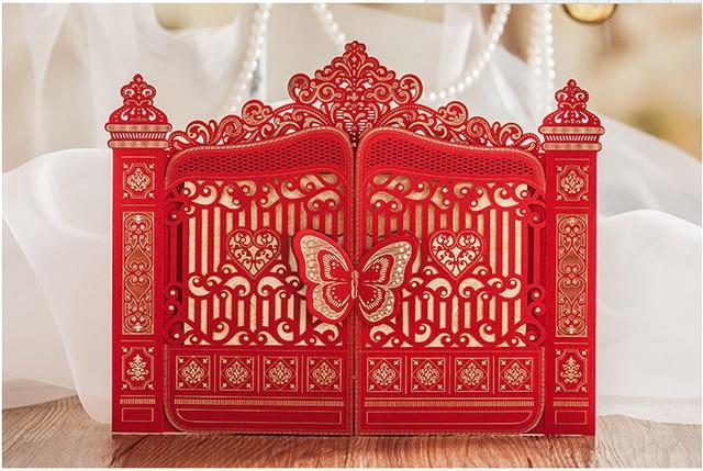 2016 debut creative invitation design gatefold invitation luxury