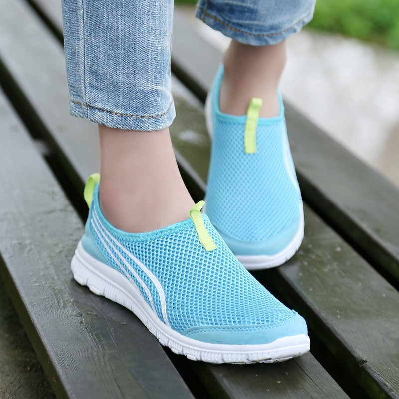 LEMAI New Trend Sneakers For Women Outdoor Sport Light Running Shoes Lady Shoes Breathable Mujer Zapatillas Deportivas fb001-7 28