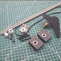 1 pcs Creality ENDER3/CR-10 Dual Z axis upgrade kit gebruik met enkele stappenmotor CR-10 Dual Z Spanning katrol set