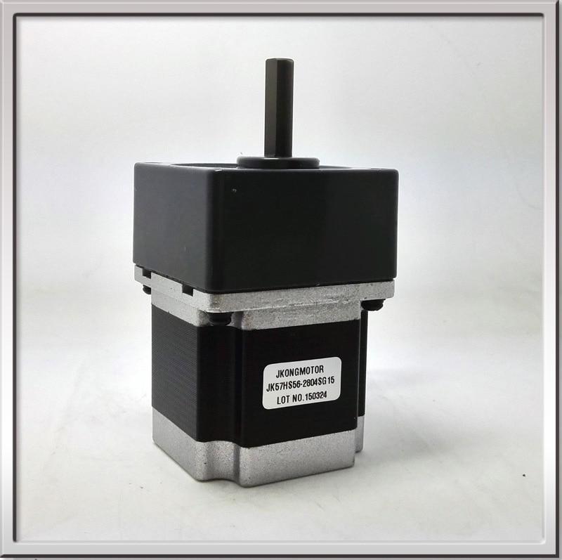 CE ROHS большой крутящий момент DC Шестерни двигателя NEMA23 57 мм 2 фазы Шестерни коробка Большой шаговый двигатель Шестерни коробка Передаточное ...