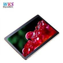 9.6 дюймов 3 Г 4 Г Lte Планшетных ПК Octa Ядро 4 Г RAM 64 ГБ ROM Две СИМ-Карты Android 5.1 Tab GPS bluetooth таблетки 10 10.1 + подарки