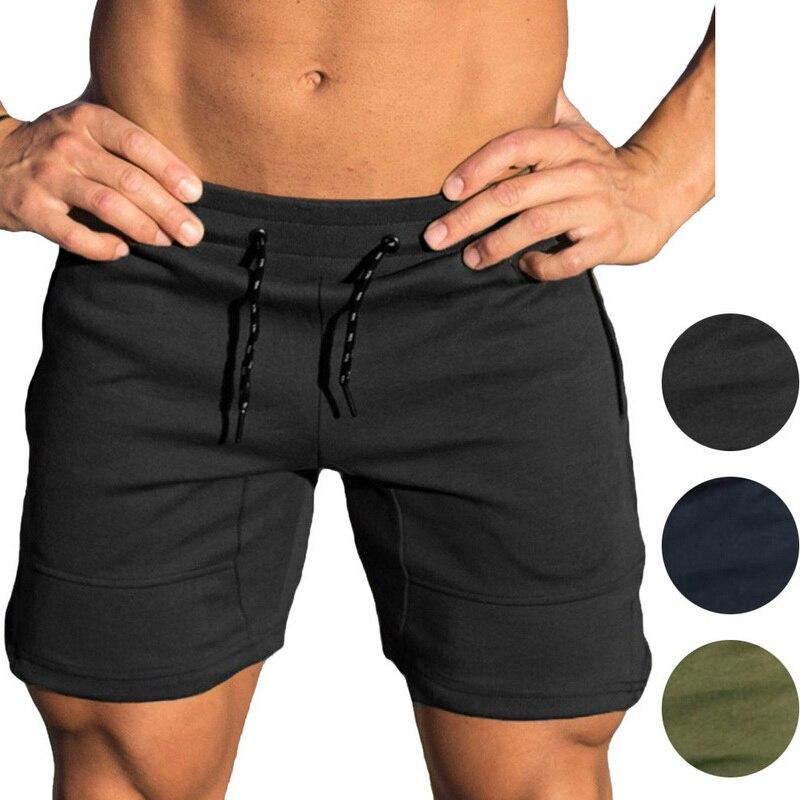 CALOFE Freeship Men Board Shorts Running Shorts Sport Beaching Briefs Trousers Bodybuild ...