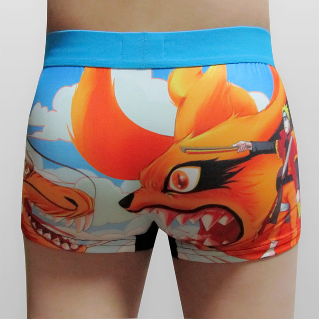 Cool, colorful Naruto underwear