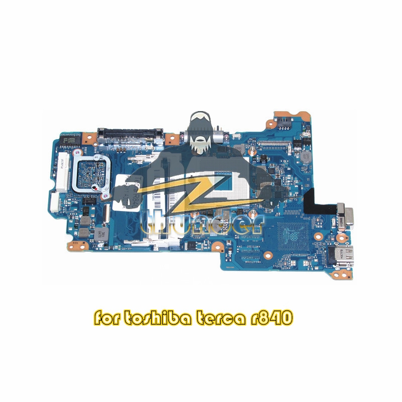 FAL4SY1 A3012 A for Toshiba Tecra R840 laptop motherboard QM67 DDR3 for toshiba tecra m11 laptop motherboard integrated fgnsy1 a5a002769010 a stock no 999